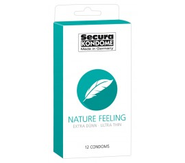 Secura Nature Feeling 12pc