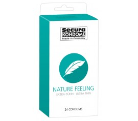 Secura Nature Feeling 24pc