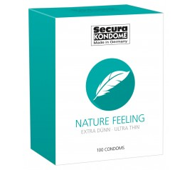 Kondoomid Secura Nature Feeling 100tk