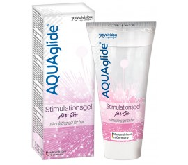 AQUAglide stimulating gel for her 25 ml