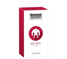 Secura Big Boy 60 mm 24pc