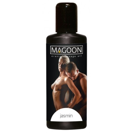 Jasmine Erotic Massage Oil 100 ml