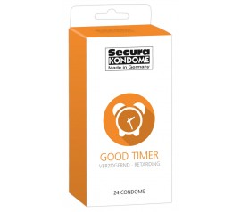Kondoomid Secura Good Timer 24tk