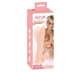 Nature Skin elastne dildo medium 24cm