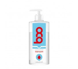 BOO WATERBASED LUBRICANT NEUTRAL 500ML