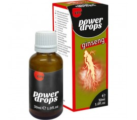 Armutilgad Ginseng Power drops 30ml