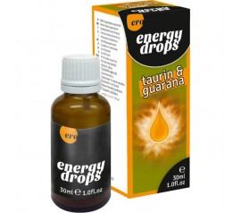 Armutilgad Taurin & guarana energy drops 30ml