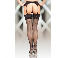Stockings 5537 black