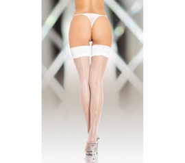 Stockings 5537 white