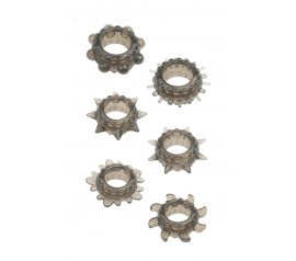 MENZSTUFF 6PC STRETCHEABLE RING SET