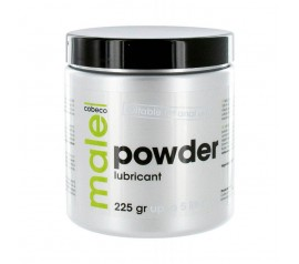 MALE lubricant powder - 225 gr