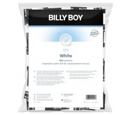 Kondoomid Billy Boy White 1tk
