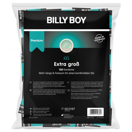Kondoomid Billy Boy XXL 1tk