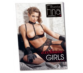 Pin-up Calendar Abierta Fina