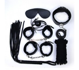 Bondage kit black