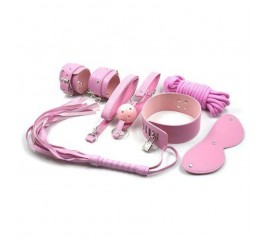 Top bondage kit pink