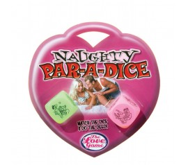 Naughty Par-a-Dice Glow in the Dark