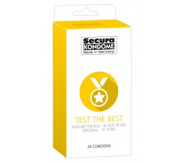 Secura Test the Best 24 pc