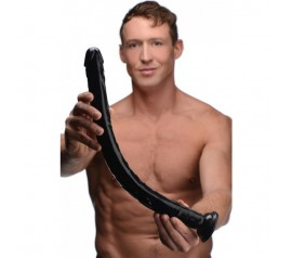 Realistic Anal Snake - 19""