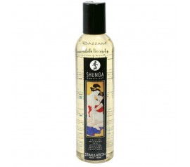 Erotic Massage Oil Peach 250ml