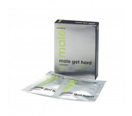 MALE get hard cream - 6 pcs x 4 ml