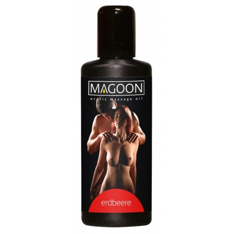 Massaažiõli Magoon Strawberry 50ml