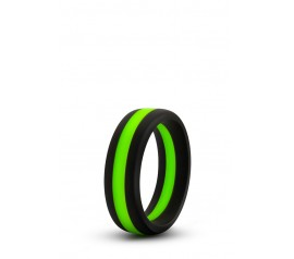 PERFORMANCE SILICONE GO PRO COCK RING green