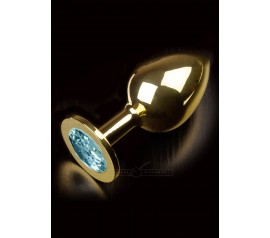Jewellery in Gold blue - Large