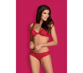 Rougebelle 2 pcs set red