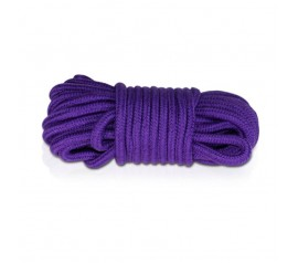 Fetish Bondage Rope Purple