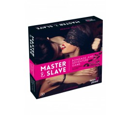 Master Slave 2 in 10 languages pink