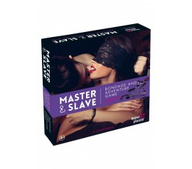 Master Slave 3 in 10 languages purple