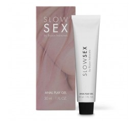 Anal play gel