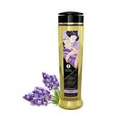 EROTIC MASSAGE OIL 240 ml / 8 oz LAVENDER