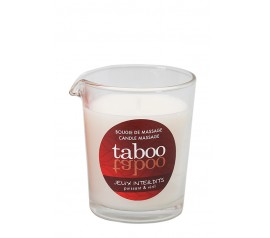 TABOO JEUX INTERDITS CANDLE FOR MEN