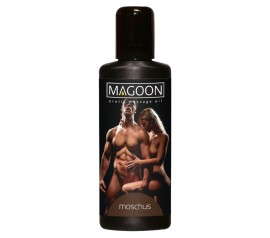 Magoon® Musk Erotic Massage Oil 50 ml
