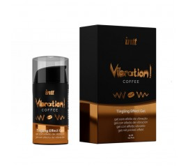 Vibration! Coffee Tingling Gel