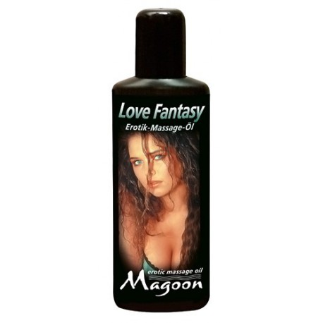 Massaažiõli Love Fantasy 100ml