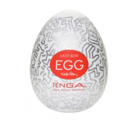 KEITH HARING EGG PARTY