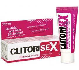 CLITORISEX - Stimulations-Gel, 25 ml