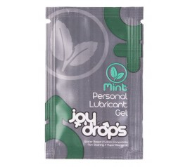 Mint Personal Lubricant Gel - 5ml sachet