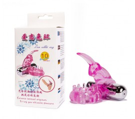 Cock Ring, with Bullet vibrator