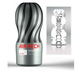 Masturbaator Tenga Air Tech, must
