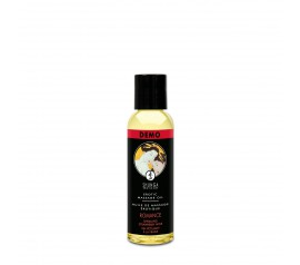 EROTIC MASSAGE OIL 60 ml SPARKLING STRAWBERRY WINE