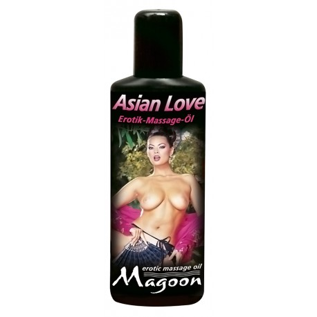 Massaaziõli Asian Love, 100ml