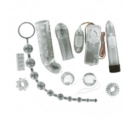 BESTSELLER - CRYSTAL DIAMOND PLEASURE KIT