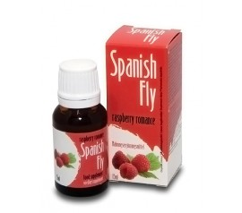 Spanish Fly Raspberry Romance 15ml