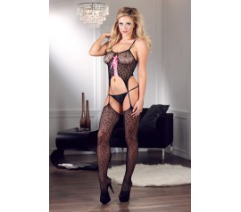 Suspender Basque Set