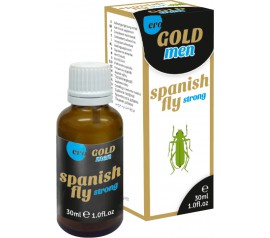 Spain Fly men - GOLD - strong - 30 ml
