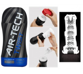 Masturbaator Tenga Air-tech Twist Ripple